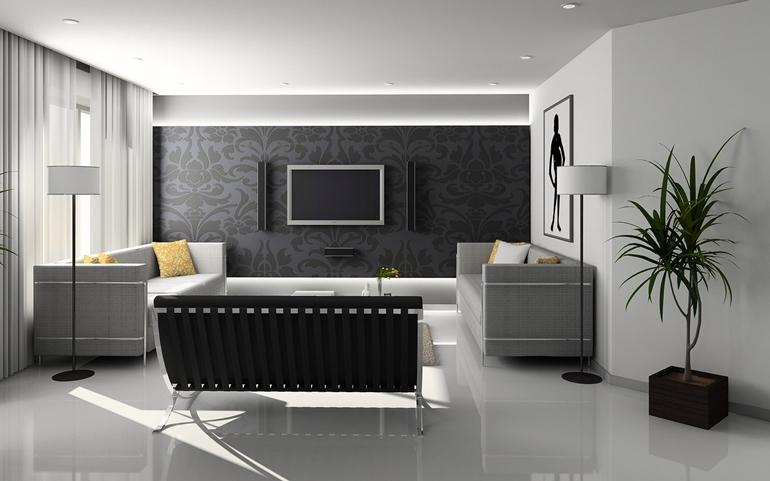 Jakie oświetlenie do salonu sprawdzi się najlepiej?